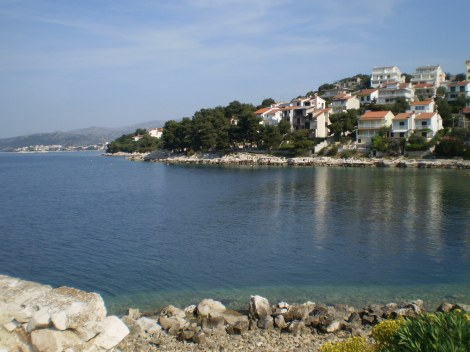 Praia de Čiovo, Croácia