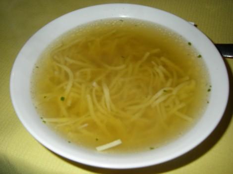 Sopa de boi / Goveja juha