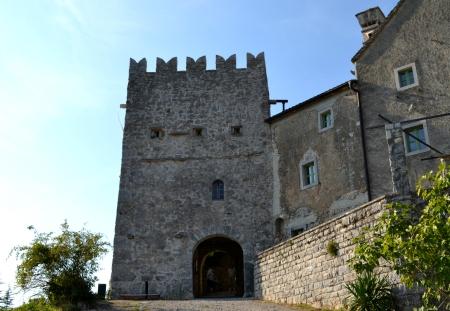 Castelo de Stanjel  | Foto Juliana Mendes Svete