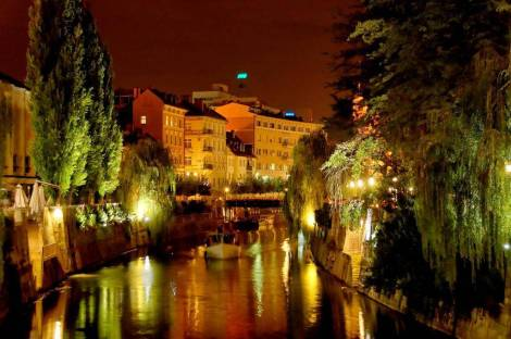 Dezembro em Liubliana