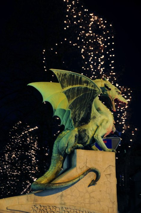 Liubliana, foto de Dunja Wedam