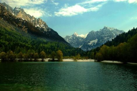 Lago Jasna
