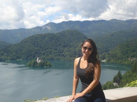 A ilha de Bled
