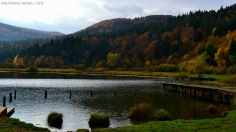 Jezero, Eslovênia