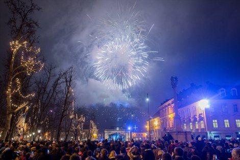Ano Novo 2014, Liubliana